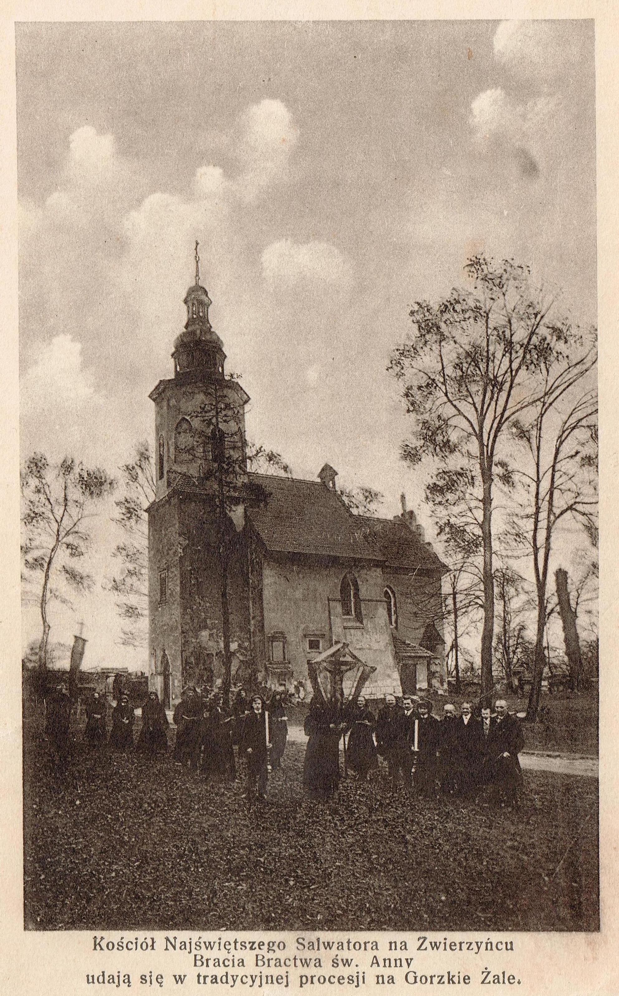 Kościół Najświętszego Salwatora i Gorzkie Żale