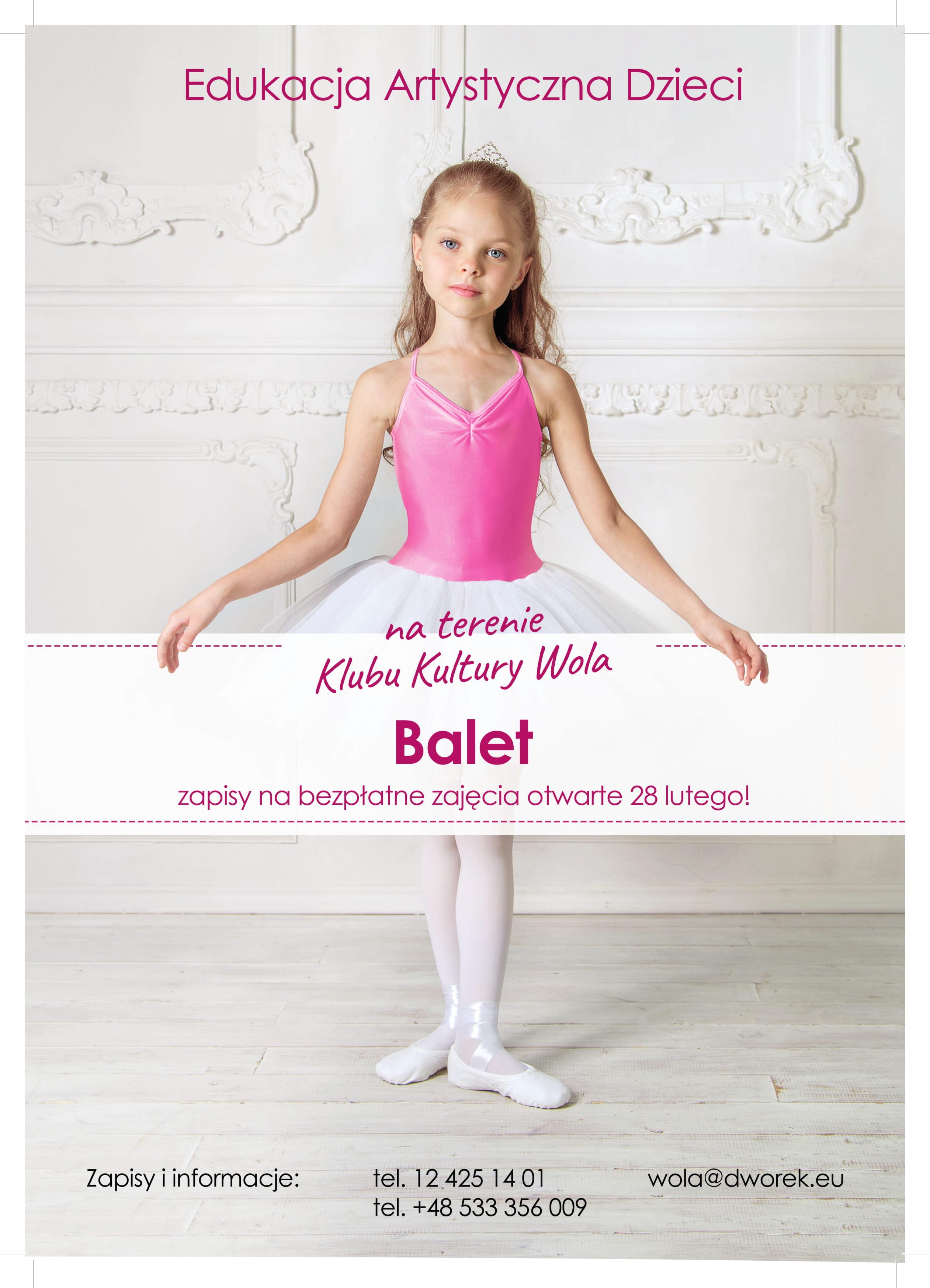 Balet Klub Kultury Wola