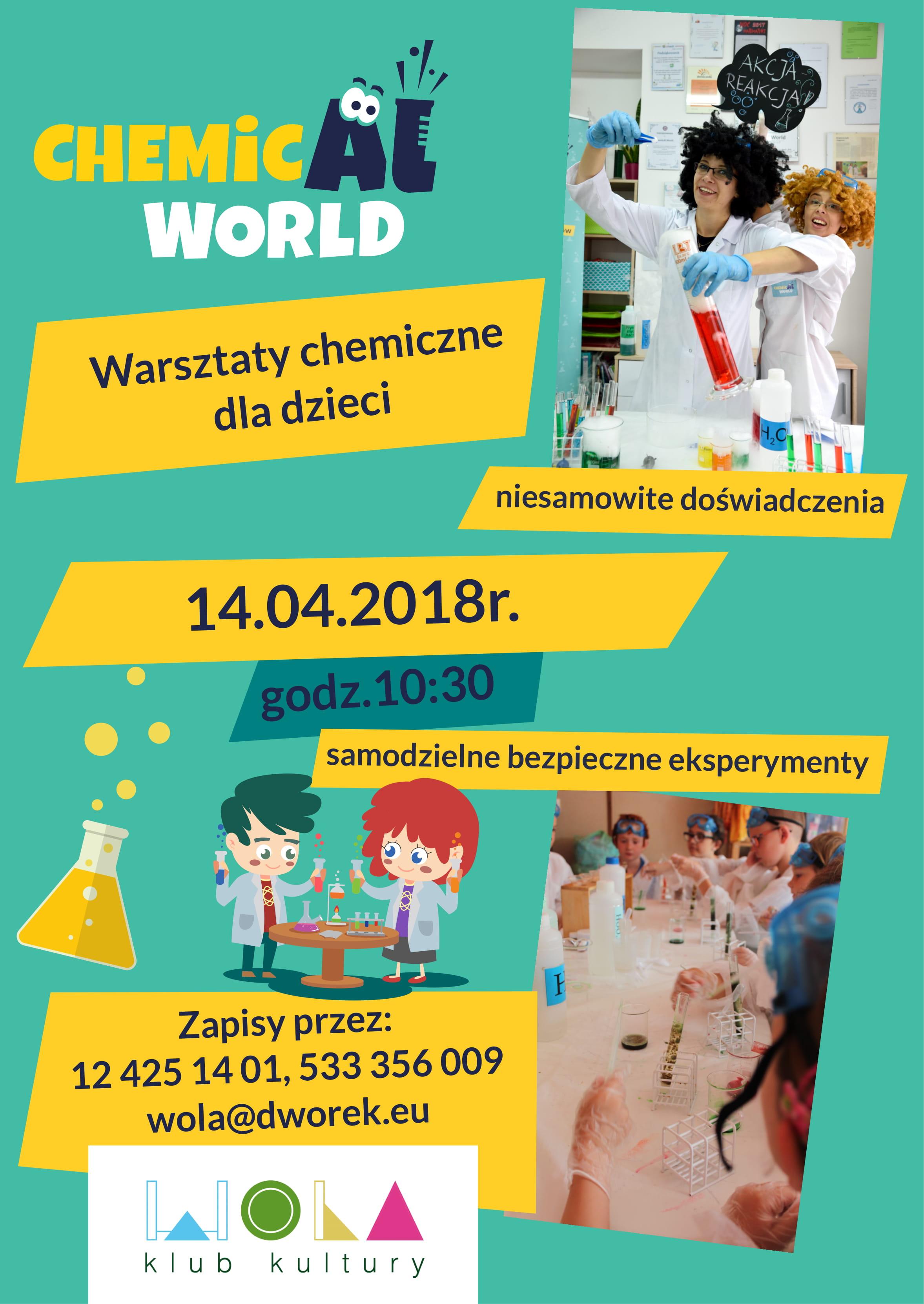 Warsztaty chemiczne 04.2018