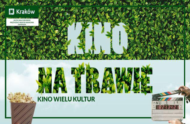 Kino na trawie – baner na stronę