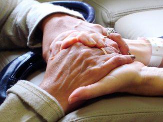 Złożone ręce